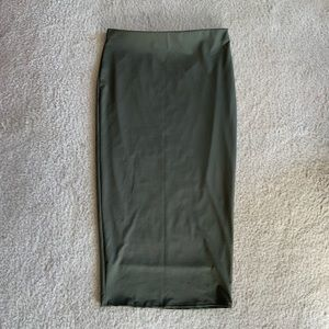 🍭 Fashion Nova Bodycon Skirt, Sz XL
